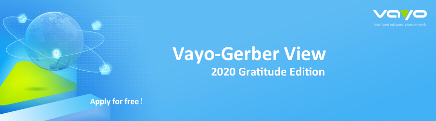 Vayo luanched Vayo-Gerber View 2020 Gratitude edition software